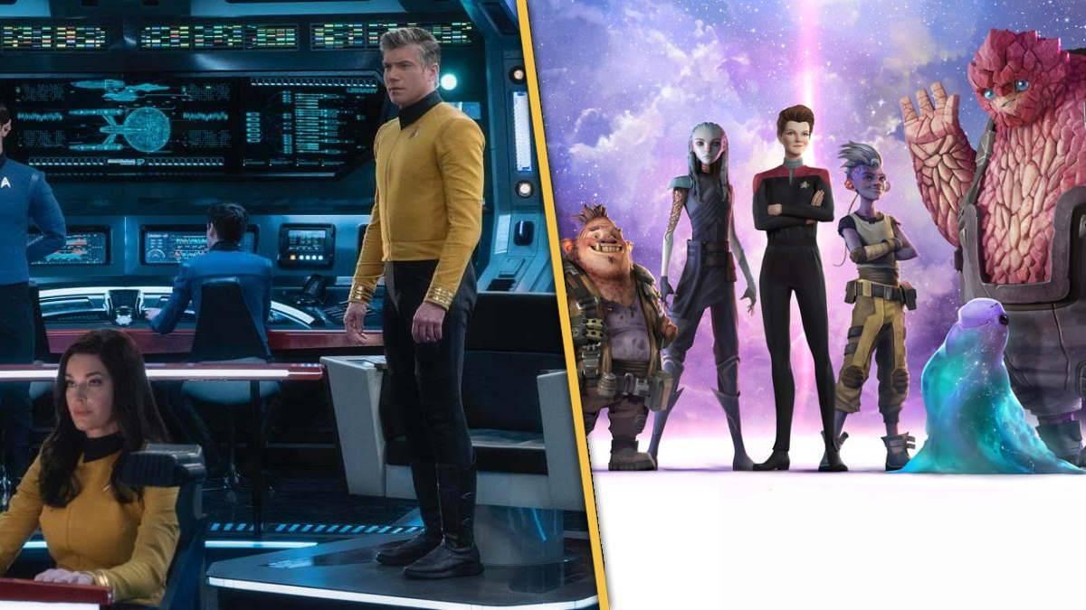 Star Trek Strange New Worlds Prodigy CTV Canada