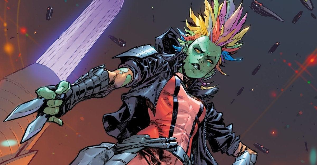 star wars deva lompop comic debut