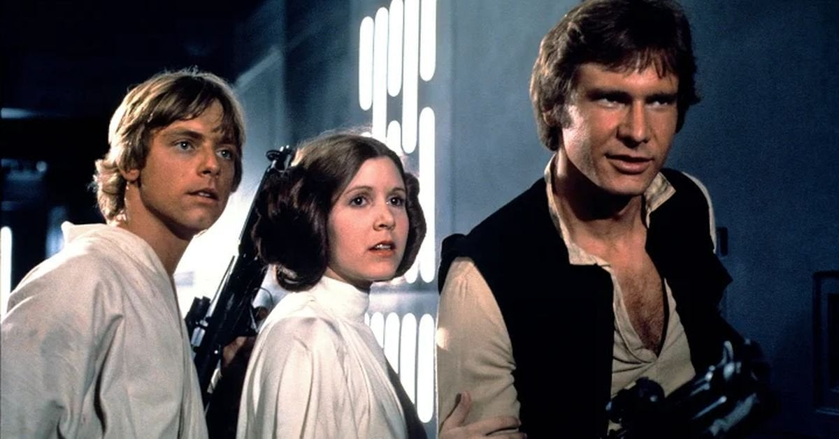 star wars new hope memo