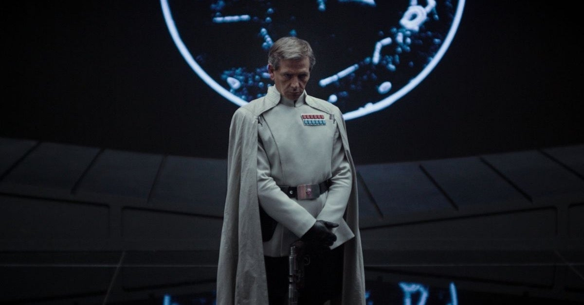 Star Wars Rogue One Ben Mendelsohn Krennic Andor
