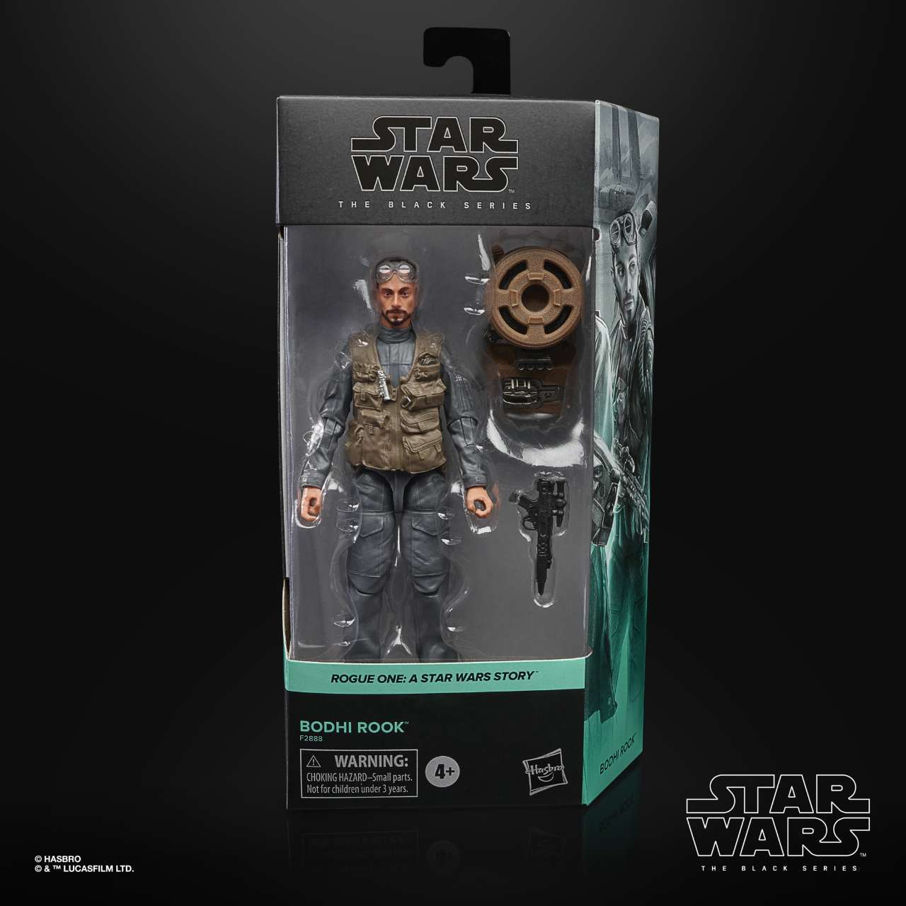 STAR WARS THE BLACK SERIES 6-INCH BODHI ROOK Figure - in pck (1)