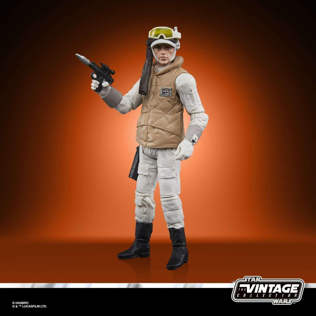 STAR WARS THE VINTAGE COLLECTION 375-INCH REBEL SOLDIER (ECHO BASE BATTLE GEAR) Figure - oop (1)