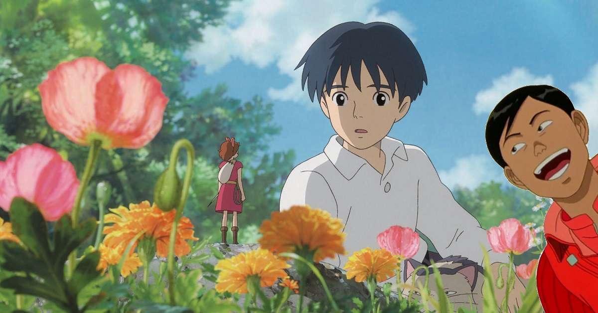 Studio Ghibli Akira