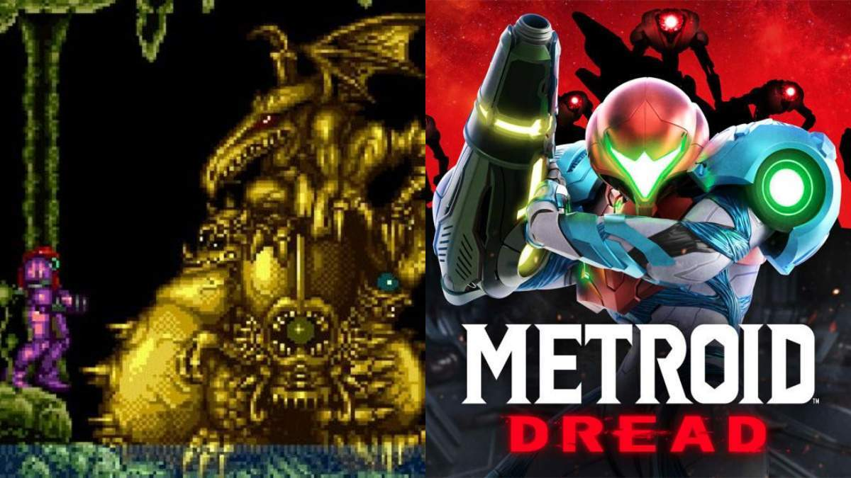 Super Metroid Dread