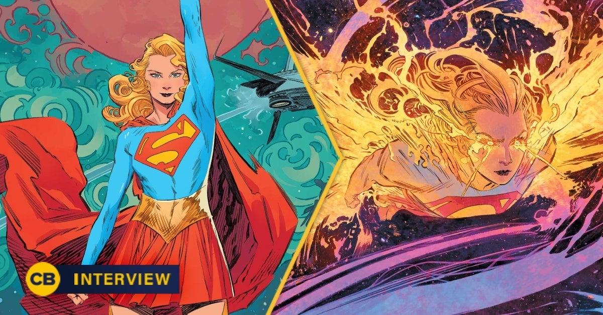 supergirl woman of tomorrow tom king header