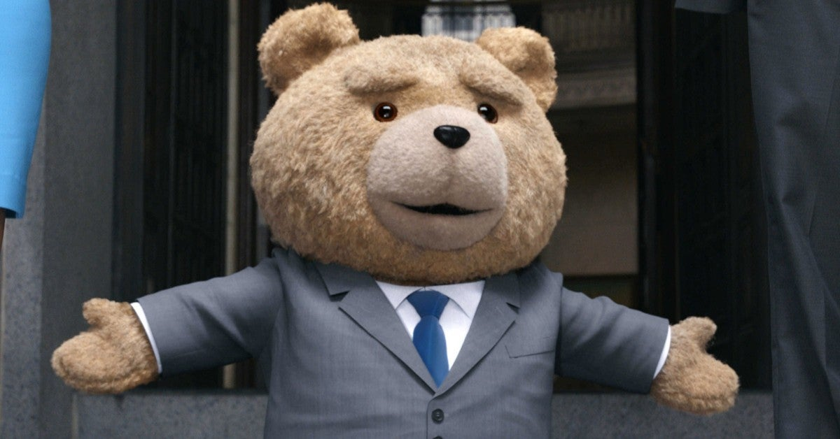 Ted Movie TV Series Spinoff Peacock
