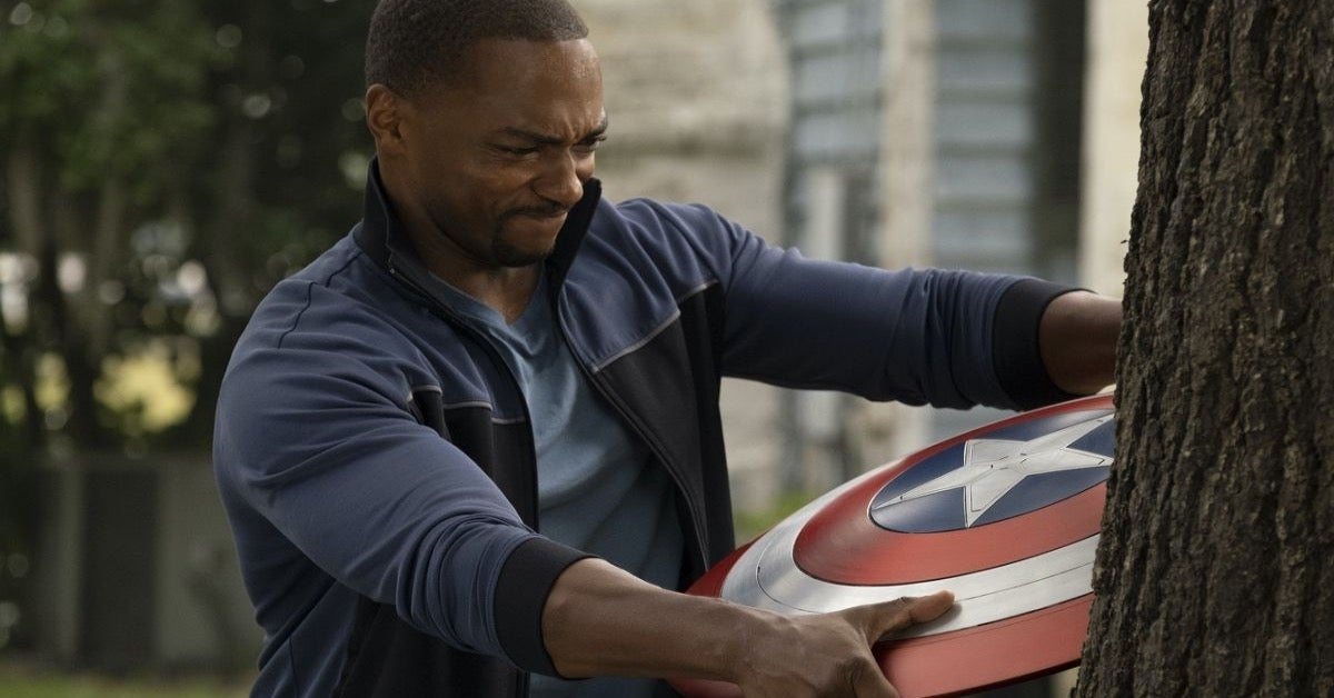 The Falcon and the Winter Soldier Anthony Mackie