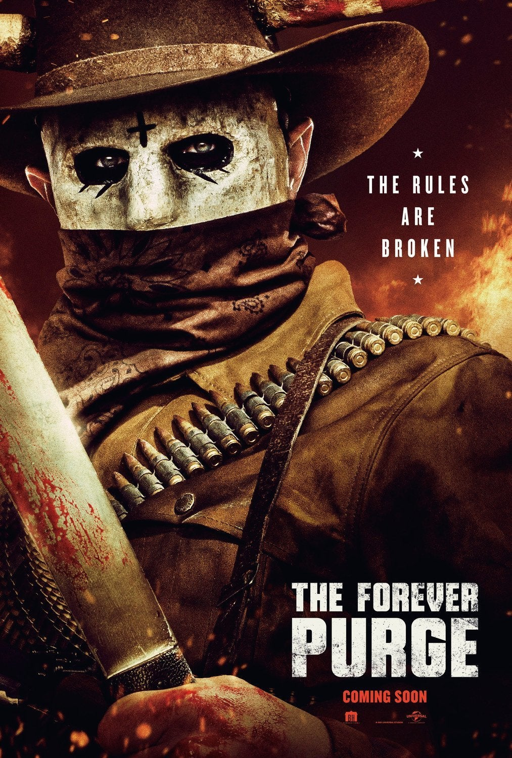 the forever purge poster 1