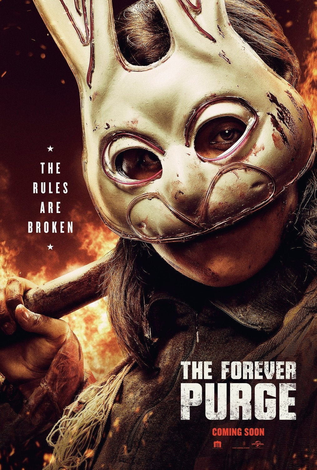 the forever purge poster 3