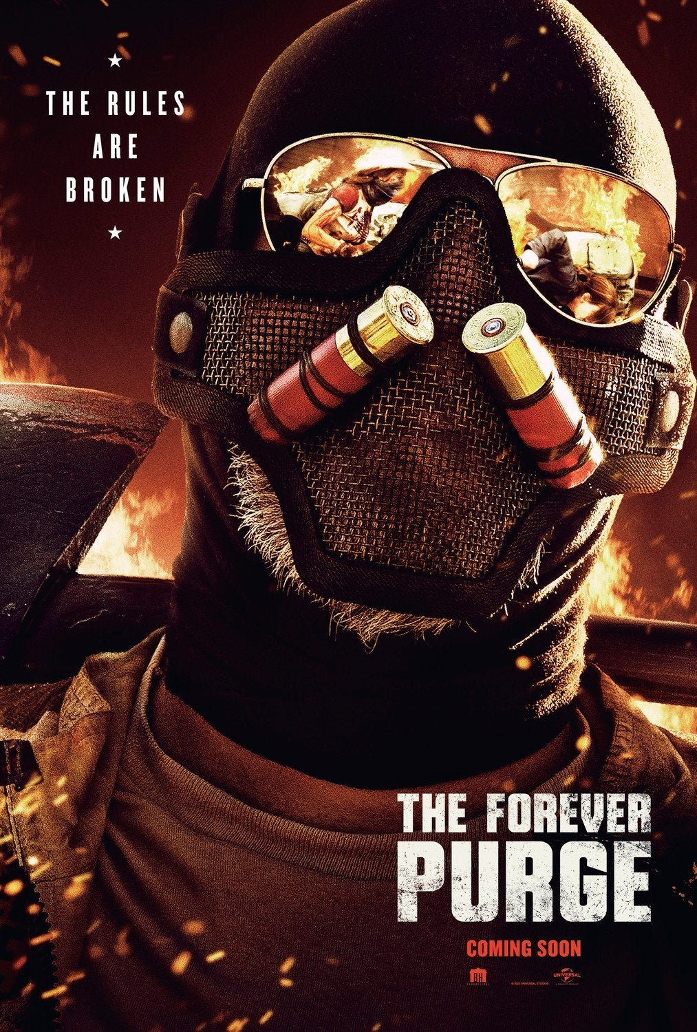 the forever purge poster 4