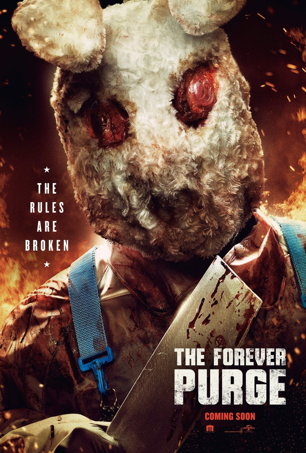 the forever purge poster 5