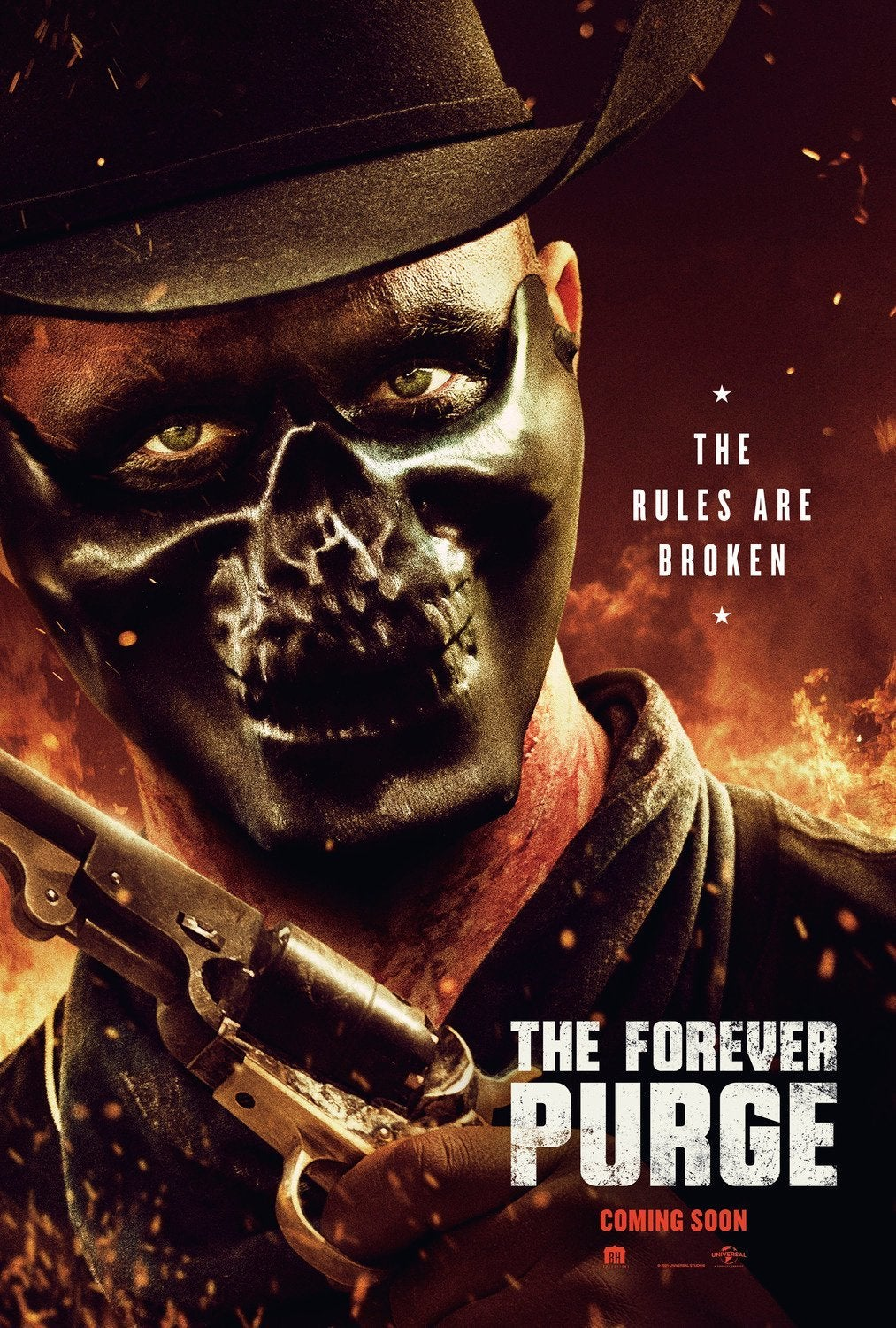 the forever purge poster 6