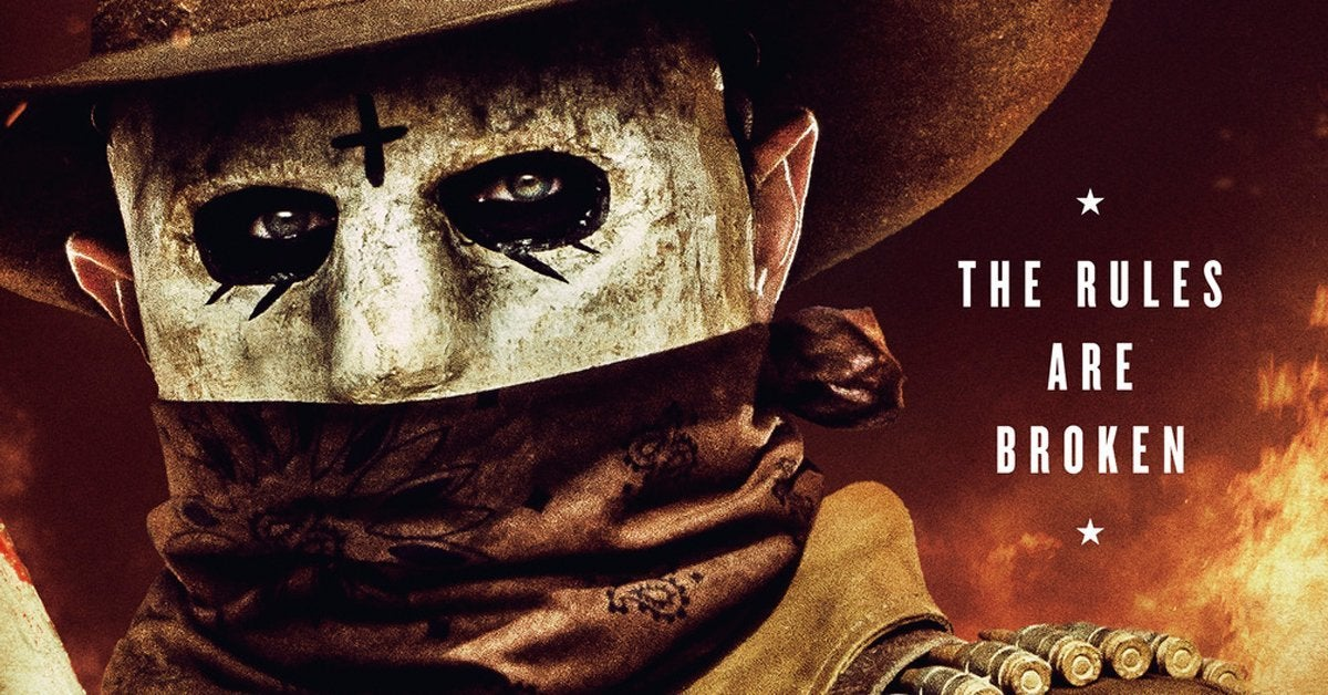 the forever purge poster header