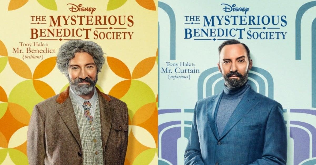 The Mysterious Benedict Society Disney Plus