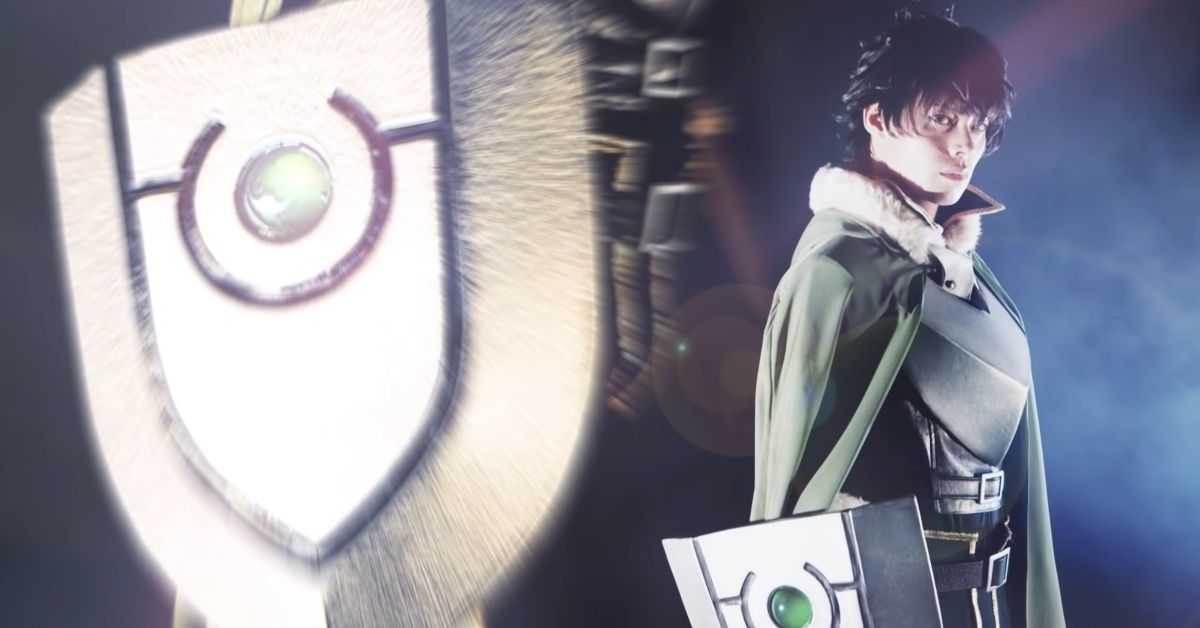 The Rising of the Shield Hero Live-Action Trailer Stage Play Japan