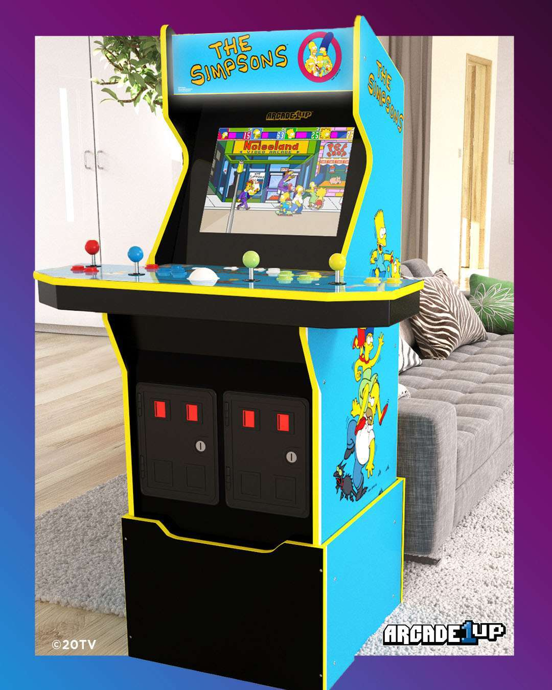 the-simpsons-arcade1up