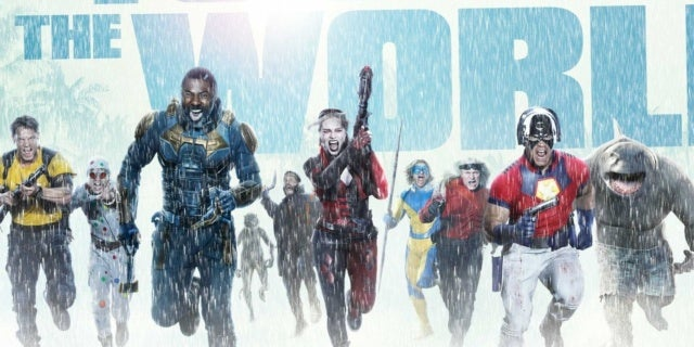 the suicide squad poster 2021