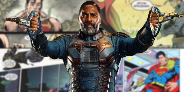 The Suicide Squad Trailer Superman ICU Kryptonite Bullet James Gunn Responds