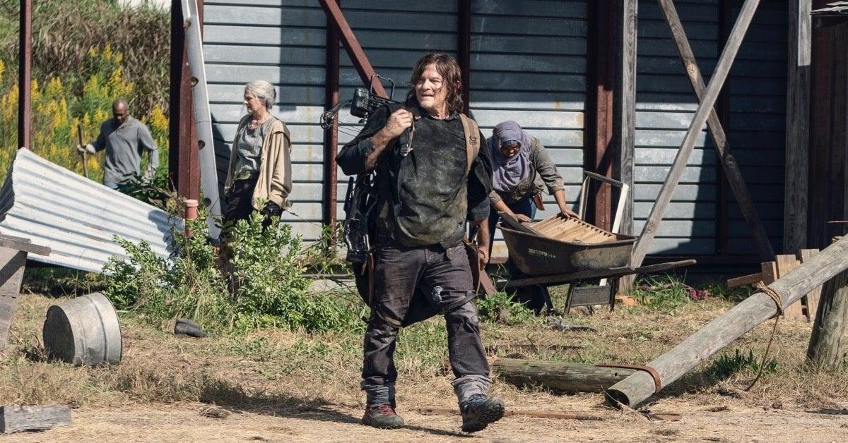 The Walking Dead Alexandria