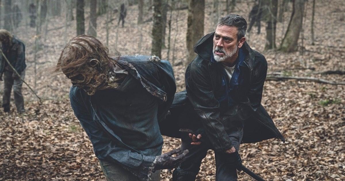 The Walking Dead Final Season 11 Negan