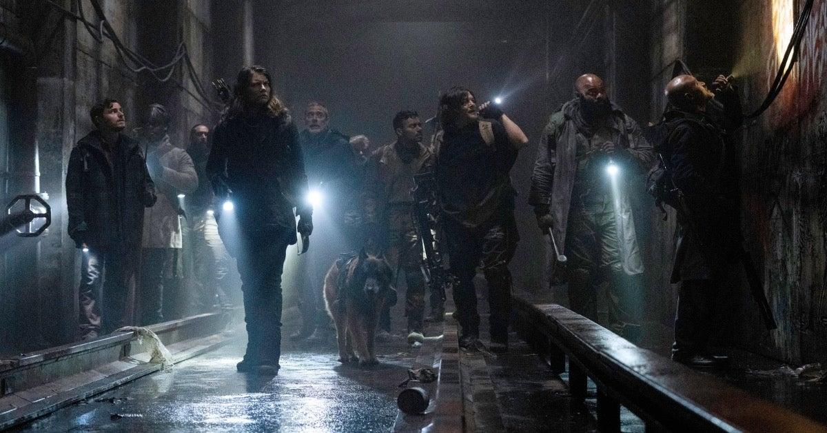The Walking Dead Final Season 11 premiere