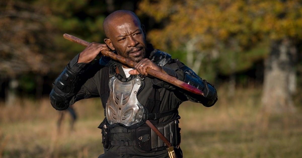 The Walking Dead Lennie James Morgan Jones