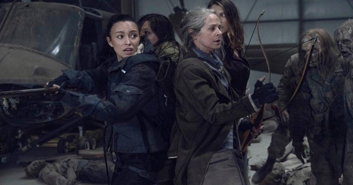 The Walking Dead Season 11 first photos