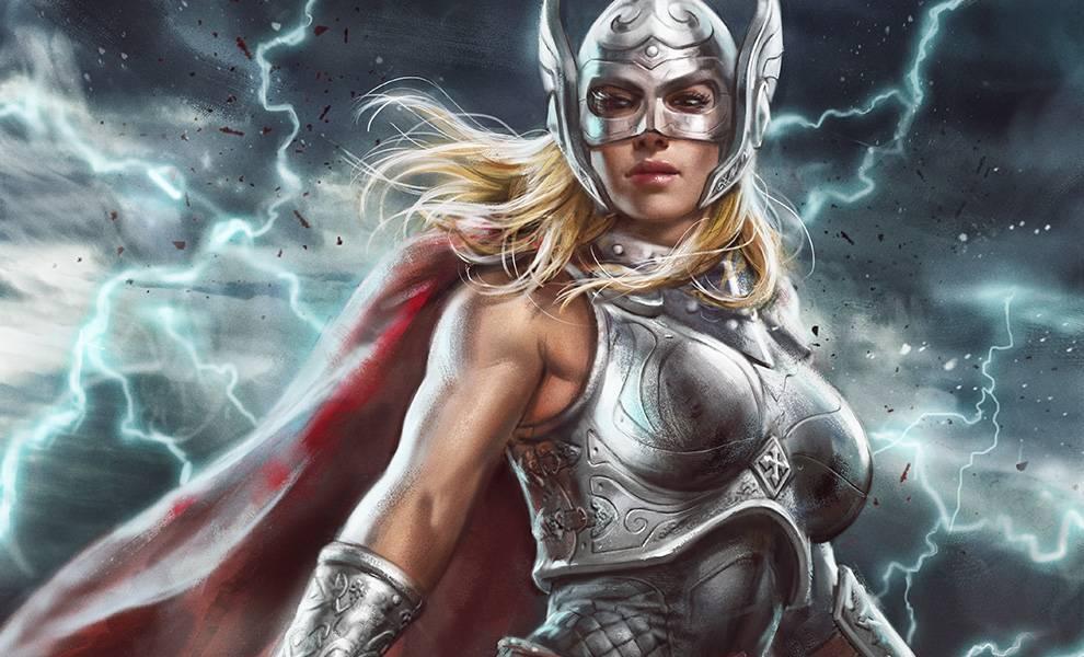 Thor Love and Thunder Natalie Portman Jane Foster Costume