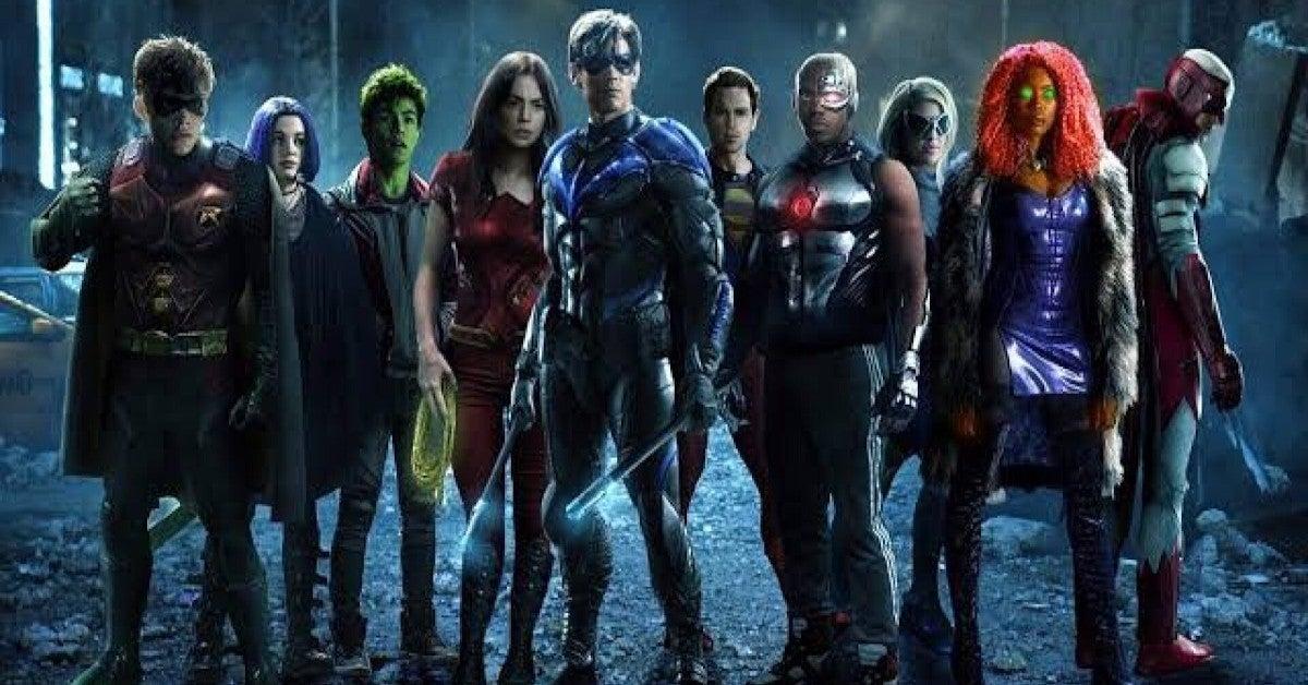 Titans Season 3 Premiere Date HBO Max