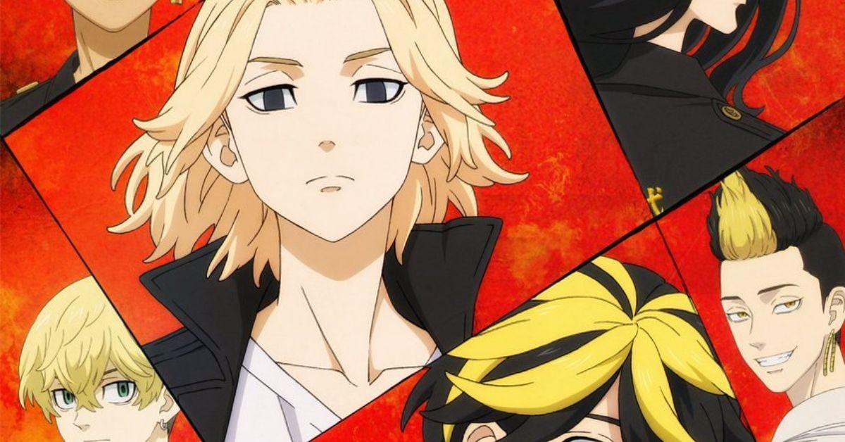 Tokyo Revengers Anime Bloody Halloween Arc Valhalla Poster