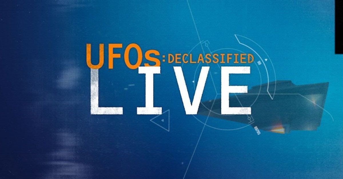 ufos decoded live discovery travel science alien