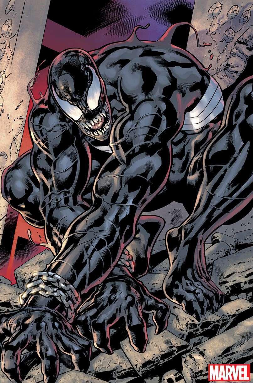 Venom Marvel Comics 2021 Teaser