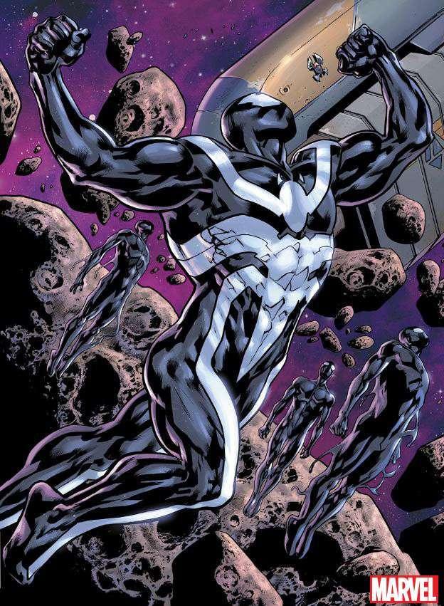 Venom Marvel Comics 2021 Teaser Bryan Hitch