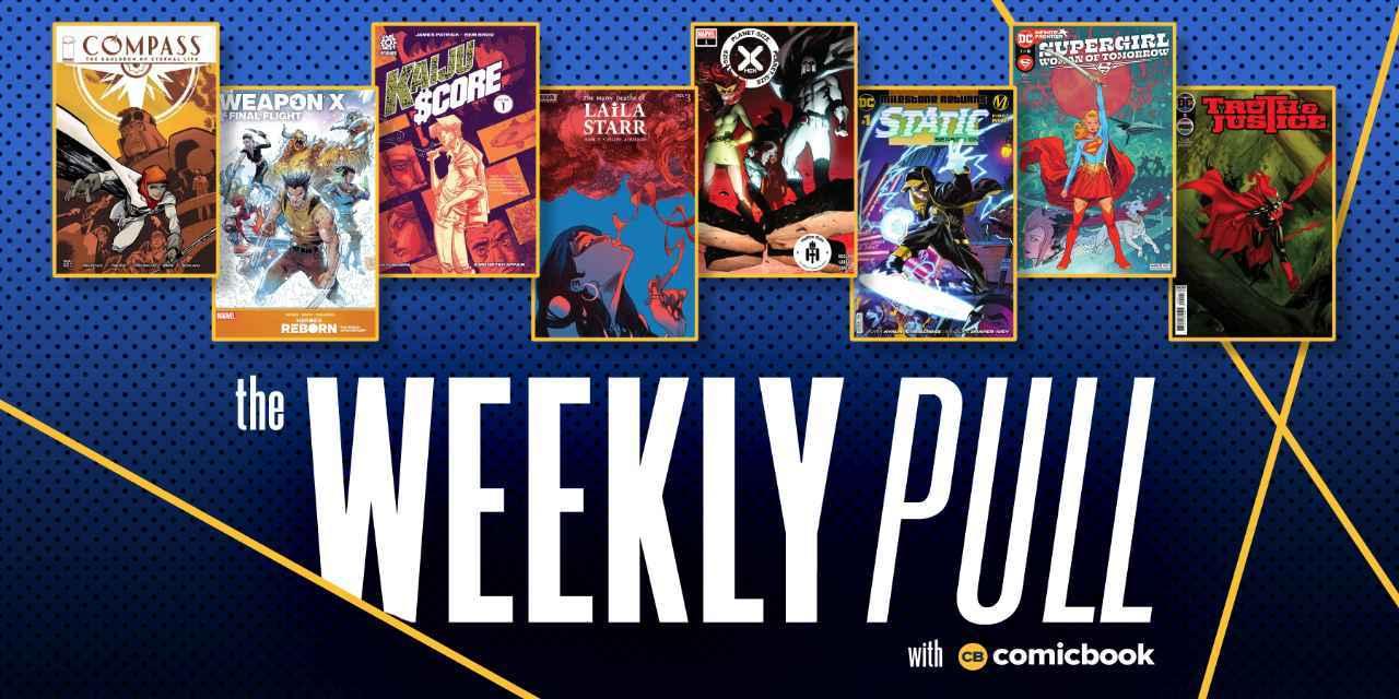 weekly pull week of june 16 2021