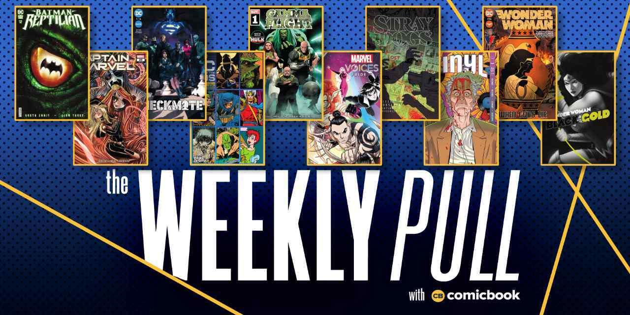 weekly pull week of june 23 2021