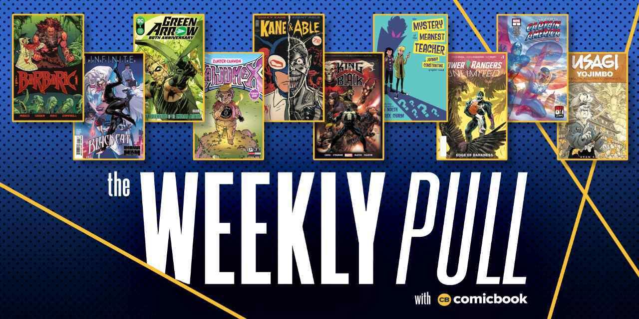 weekly pull week of june 30 2021