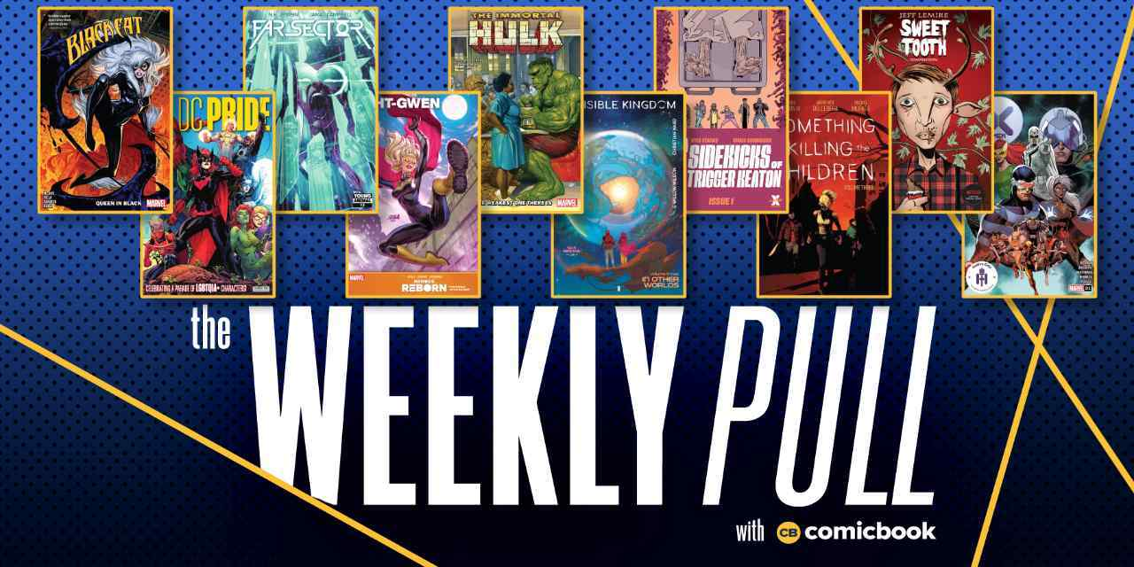 weekly pull week of june 9 2021