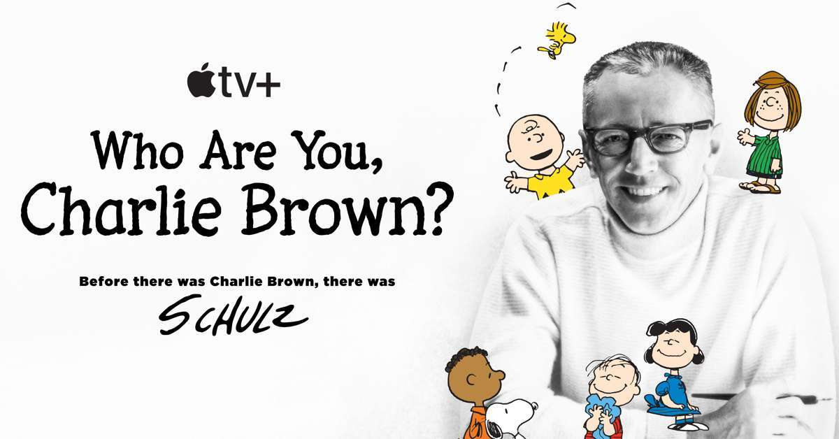 who are you charlie brown apple tv plus