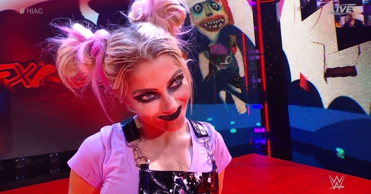 WWE Alexa Blis Hell in a Cell 2021