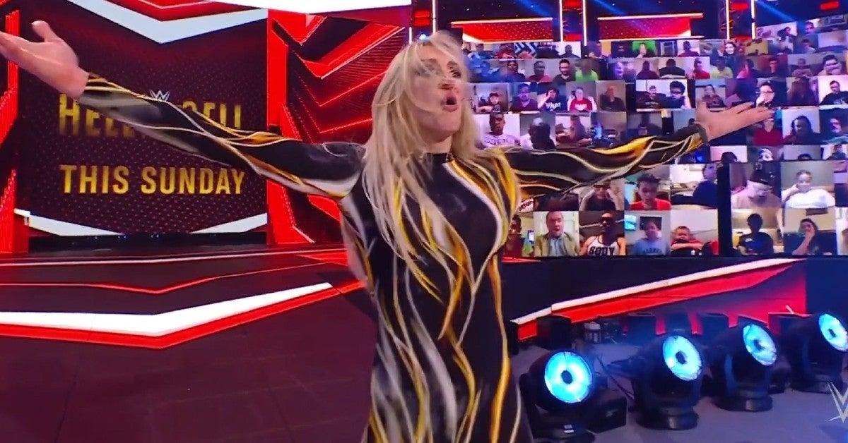 WWE-Charlotte-Flair-Bloody