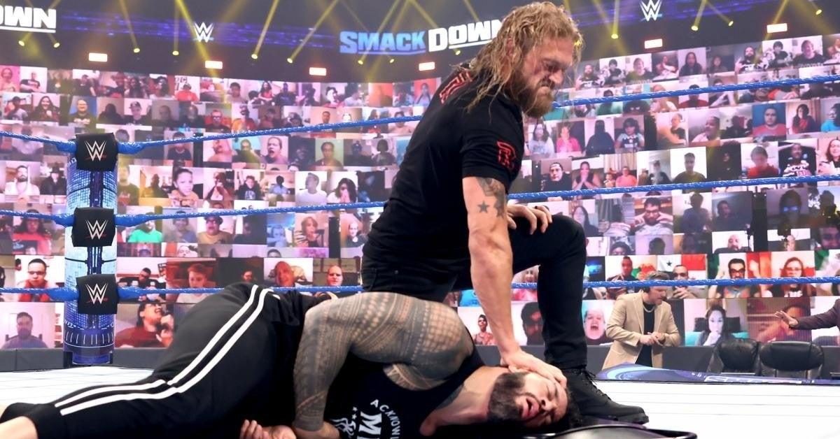 WWE-Edge-Roman-REigns SmackDown
