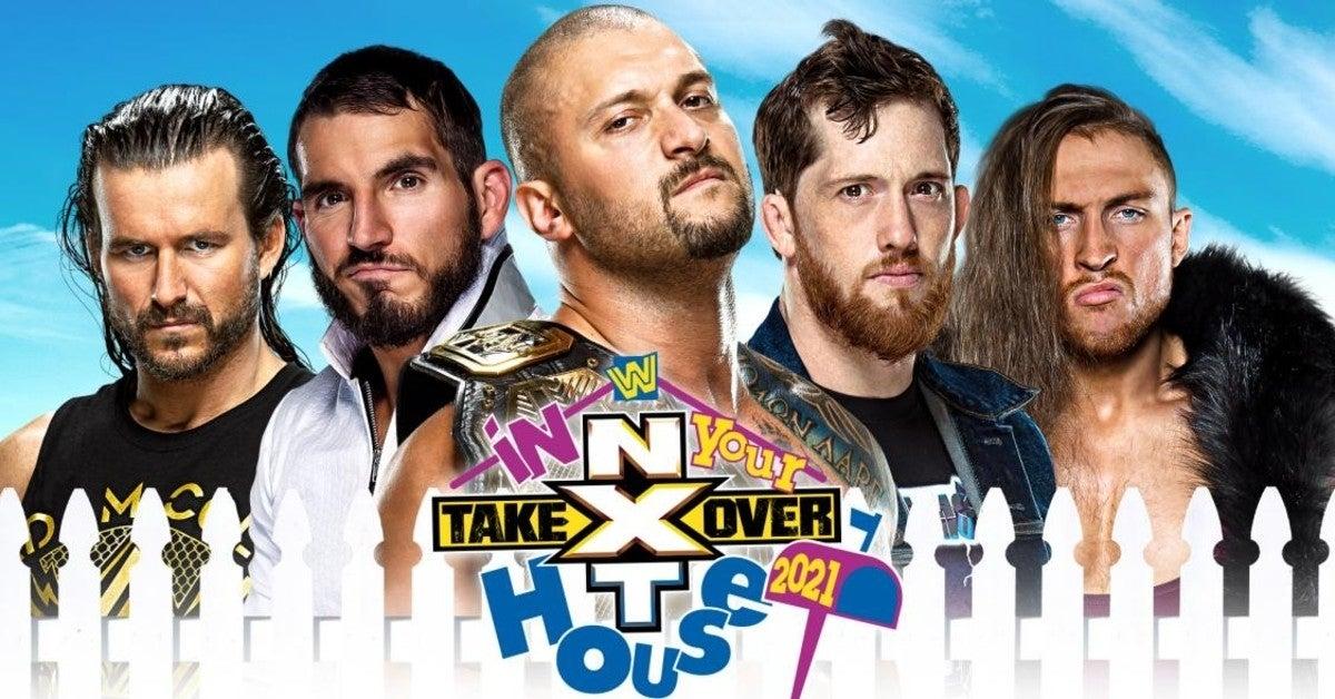 WWE-NXT-Kross-Cole-Gargano-OReilly-Dunne