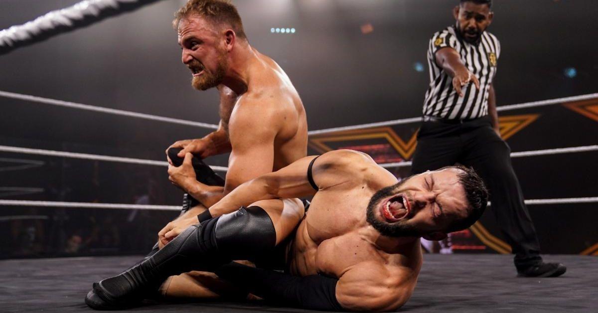 WWE NXT TakeOver 30 Finn Balor Timothy Thatcher