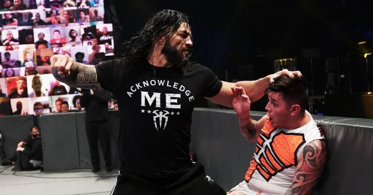 Spoiler: Roman Reigns To Face WWE Legend At Hell In A Cell 2021 42