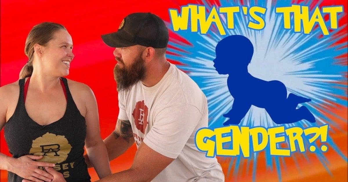 WWE-Ronda-Rousey-Gender-Reveal