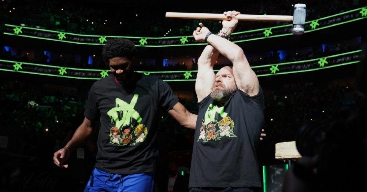 WWE-Triple-H-Joel-Embiid