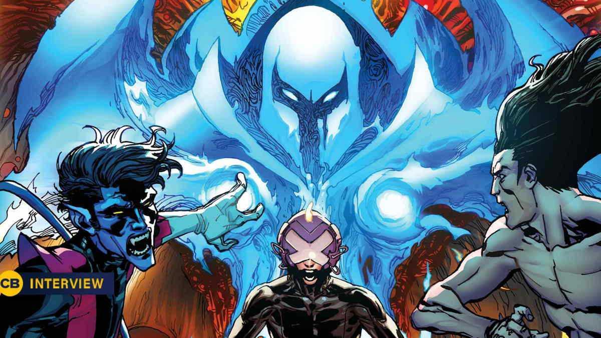 X-Men The Onslaught Revealtion