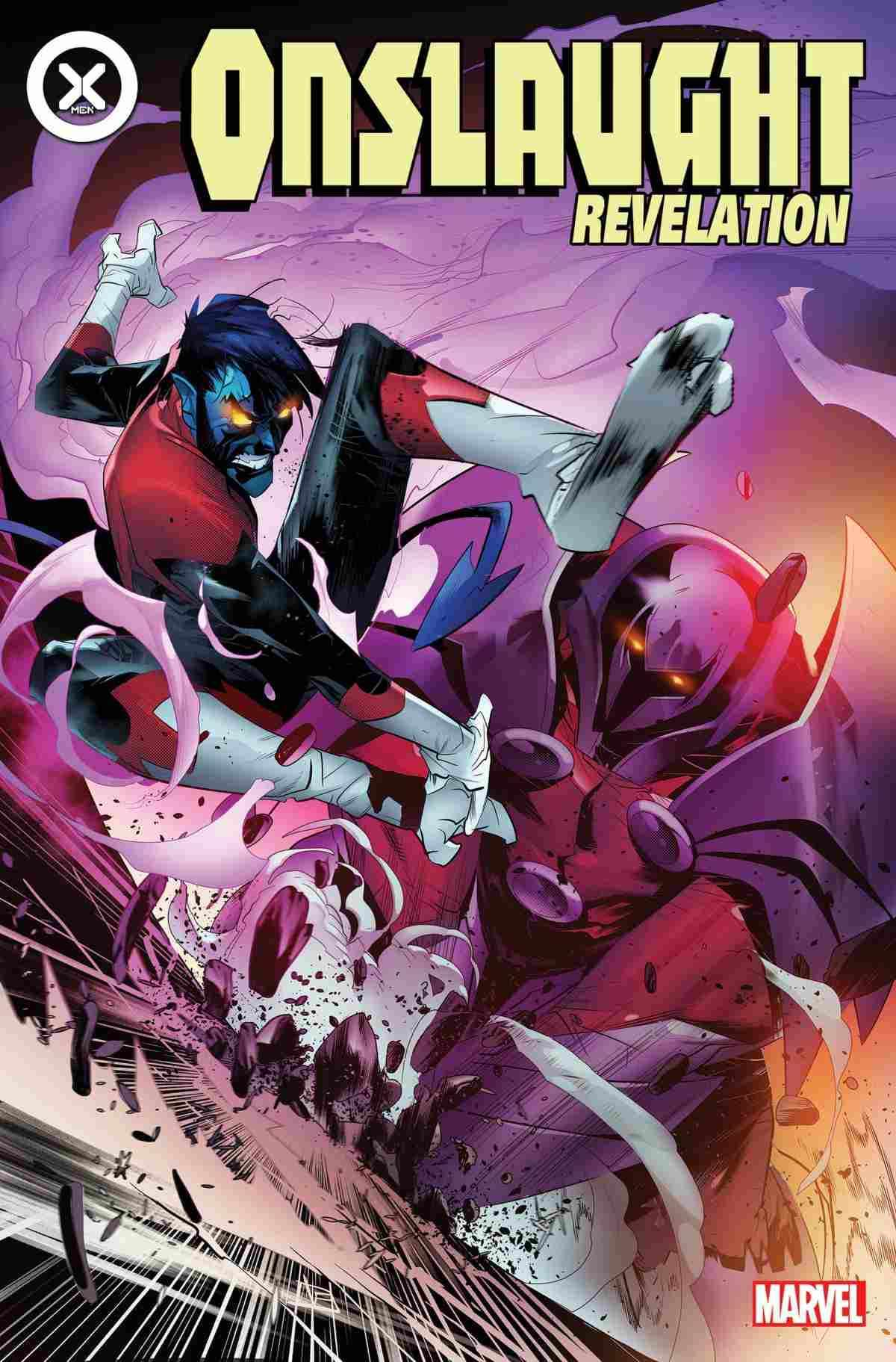 X-Men The Onslaught Revelation Cover 001