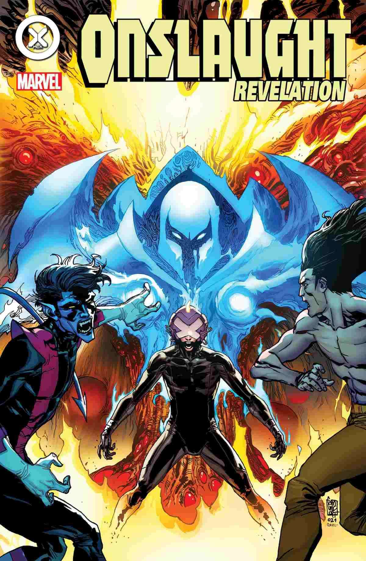 X-Men The Onslaught Revelation Cover 002
