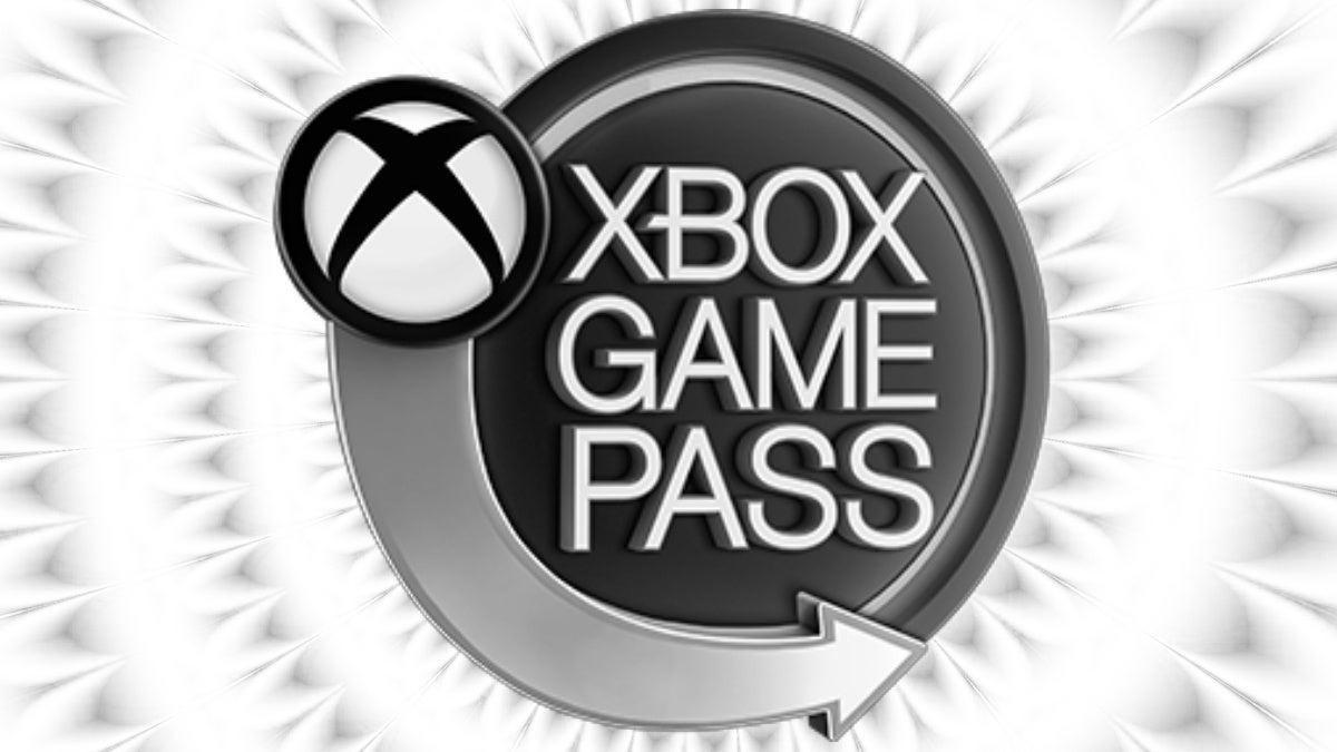 xbox game pass white background